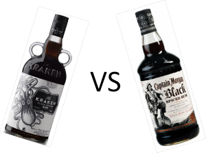 kraken vs captain